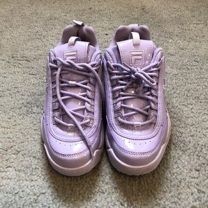 Women's Fila Sneakers